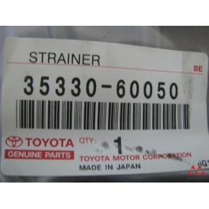 Фільтр АКПП Toyota Land Cruiser 100 4.7 02.08-/Lex 3533060050 toyota -
