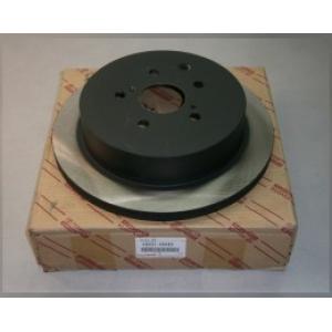 диск тормозной 4243148080 toyota -