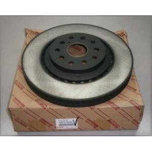 Диск тормозной пер LS460 RH 4351250250 toyota -