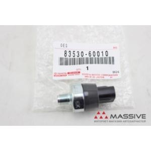 TOYOTA 83530-60010 Датчик давления масла 1 KD
