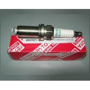 TOYOTA 90919-01233 Свеча зажигания(DENSO SK16HR11)