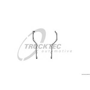 TRUCKTECAUTOMOTIVE 01.10.021 Комплект прокладок крышки грм