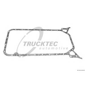 TRUCKTEC AUTOMOTIVE 0210043 Прокладка, маслянный поддон