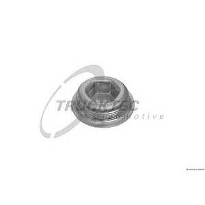 TRUCKTEC AUTOMOTIVE 0210099 Резьбовая пробка, блок-картер двигателя
