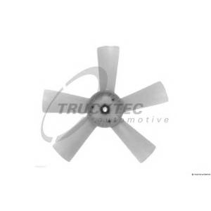 TRUCKTEC AUTOMOTIVE 0219031 Вентилятор, охлаждение двигателя