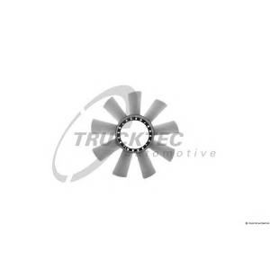 TRUCKTEC AUTOMOTIVE 0219134 Вентилятор, охлаждение двигателя