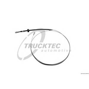 TRUCKTEC AUTOMOTIVE 02.35.261 Трос ручника (центр.) Sprinter 96- (длинная база) 2500mm