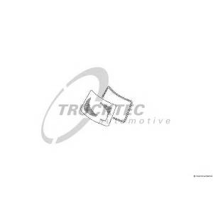 TRUCKTEC AUTOMOTIVE 02.50.002 Прокладка, ветровое стекло