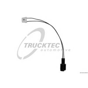 TRUCKTEC AUTOMOTIVE 0834005 Сигнализатор, износ тормозных колодок