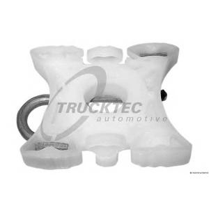 TRUCKTEC AUTOMOTIVE 0862012 Плавающая колодка, стеклоподъемник