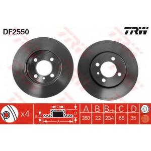 TRW DF2550