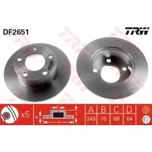 df2651 trw