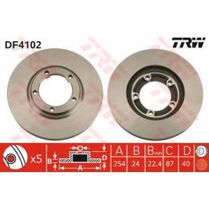 TRW DF4102