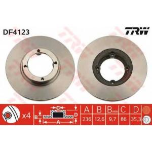 df4123 trw