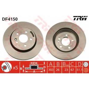TRW DF4150