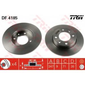 df4185 trw