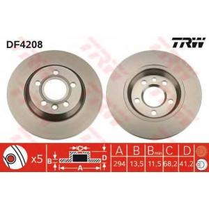 TRW DF4208 Запчасть