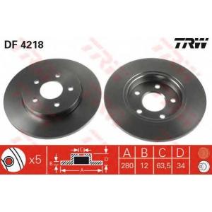 TRW DF4218 Запчасть