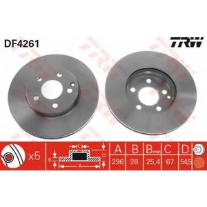 df4261 trw