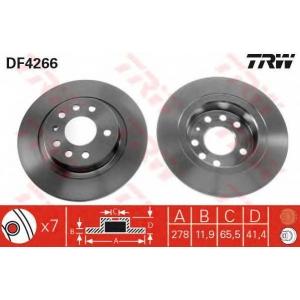 df4266 trw