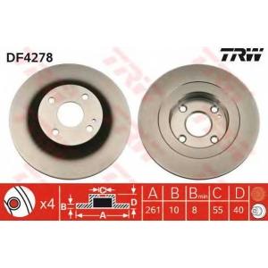 TRW DF4278