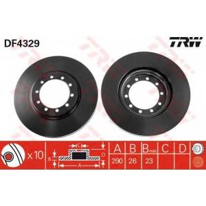 TRW DF4329