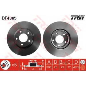 df4385 trw