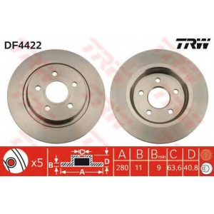 TRW DF4422