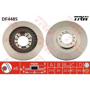 df4485 trw