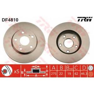 ��������� ���� df4810 trw - TOYOTA (FAW) COROLLA ����� 2.0