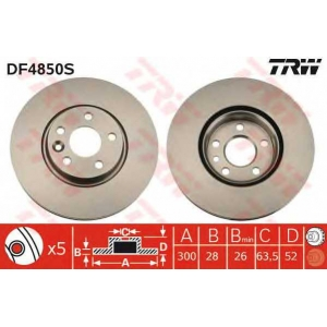 TRW DF4850S