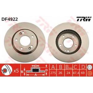 df4922 trw