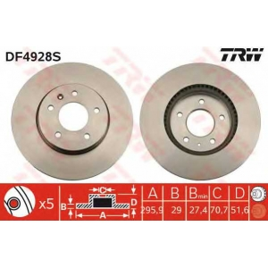 TRW DF4928S
