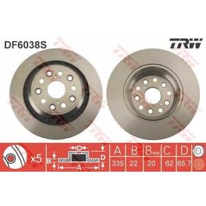 TRW DF6038S
