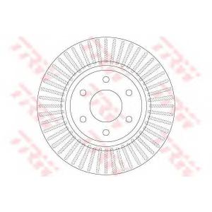 TRW DF6416 br/disc