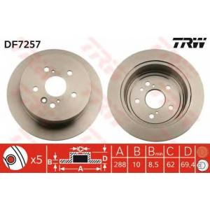 df7257 trw