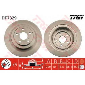 df7329 trw