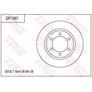 df7367 trw