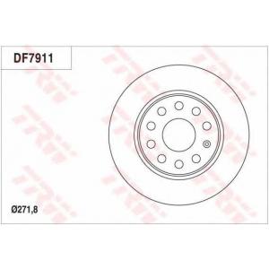 TRW DF7911 Тормозной диск