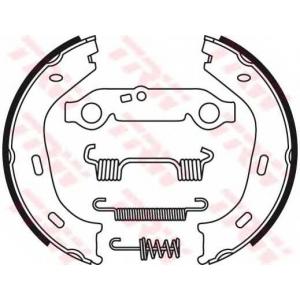 TRW GS8218 Комплект тормозных колодок, стояночная тормозная система