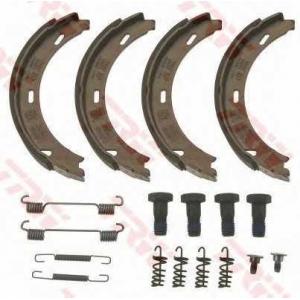 TRW GS8595 Гальмівні колодки барабанні MERCEDES 260/300/400/420/500/600/CL420/CL500/CL600/E200/E300/S280/S300/