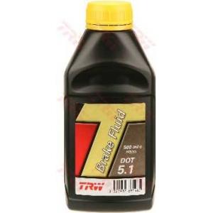 TRW PFB550 Гальмівна рідина DOT 5,1 - 0,5L
