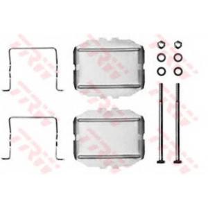 TRW PFK211 Комплектующие, колодки дискового тормоза Ситроен Cx