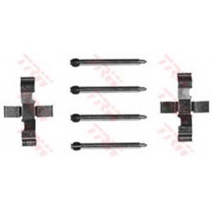 TRW PFK245 Комплектующие, колодки дискового тормоза