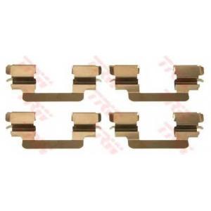 TRW PFK425 Комплектующие, колодки дискового тормоза