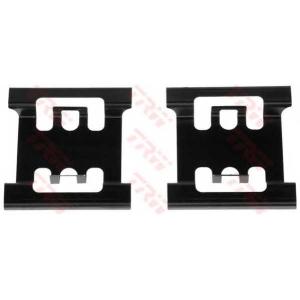TRW PFK540 Комплектующие, колодки дискового тормоза