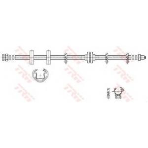 TRW PHB187 Тормозной шланг