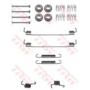 LUCAS SFK311 Ремкомплект гальмiвних колодок барабанних