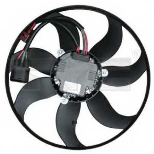 TYC 8370029 Вентилятор радиатора