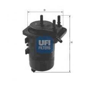 UFI 24.014.00 Топливный фильтр